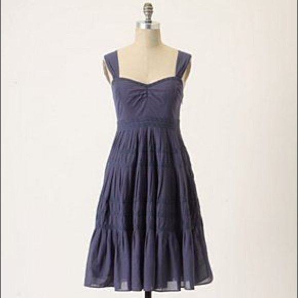 Anthropologie Dresses & Skirts - Anthropologie Maeve Things and Joy Cotton Sundress